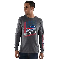 Men's Majestic Buffalo Bills Dual Threat Tee
