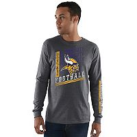 Men's Majestic Minnesota Vikings Dual Threat Tee
