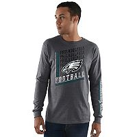 Men's Majestic Philadelphia Eagles Dual Threat Tee