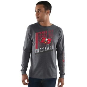 Men's Majestic Tampa Bay Buccaneers Dual Threat Tee