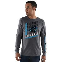 Men's Majestic Carolina Panthers Dual Threat Tee