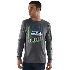 Men's Majestic Seattle Seahawks Dual Threat Tee