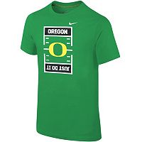 Boys 8-20 Nike Oregon Ducks Football Tee