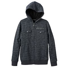 Boys 8-20 Urban Pipeline® Military Fleece Hoodie