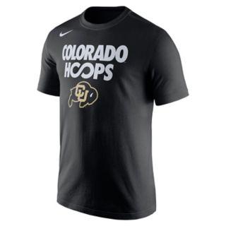 Men's Nike Colorado Buffaloes Basketball Tee