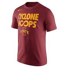 Men's Nike Iowa State Cyclones Basketball Tee