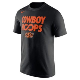 Men's Nike Oklahoma State Cowboys Basketball Tee