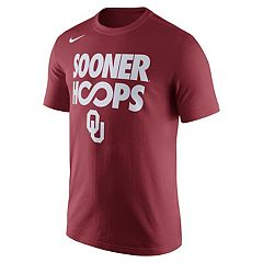 Men's Nike Oklahoma Sooners Basketball Tee