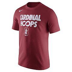 Men's Nike Stanford Cardinal Basketball Tee