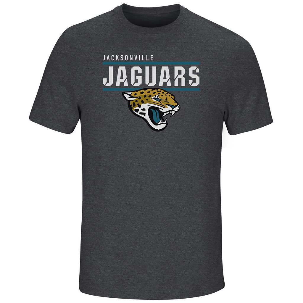 Men's Majestic Jacksonville Jaguars Flex Team Tee
