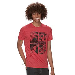 Men's Game of Thrones Faded Tee