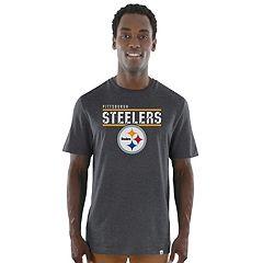 Men's Majestic Pittsburgh Steelers Flex Team Tee