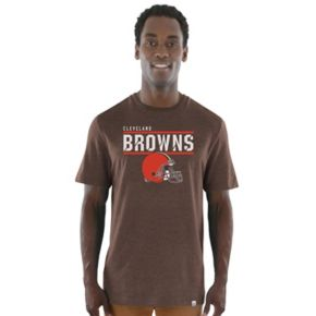 Men's Majestic Cleveland Browns Flex Team Tee
