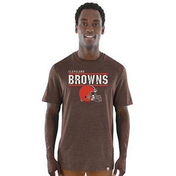 Men's Majestic Cleveland Browns Flex Team Tee