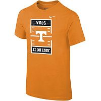 Boys 8-20 Nike Tennessee Volunteers Football Tee