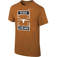 Boys 8-20 Nike Texas Longhorns Football Tee