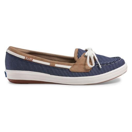 Keds Glimmer Women's Ortholite Boat Shoes