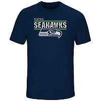 Men's Majestic Seattle Seahawks Flex Team Tee