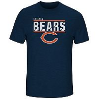 Men's Majestic Chicago Bears Flex Team Tee