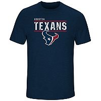 Men's Majestic Houston Texans Flex Team Tee