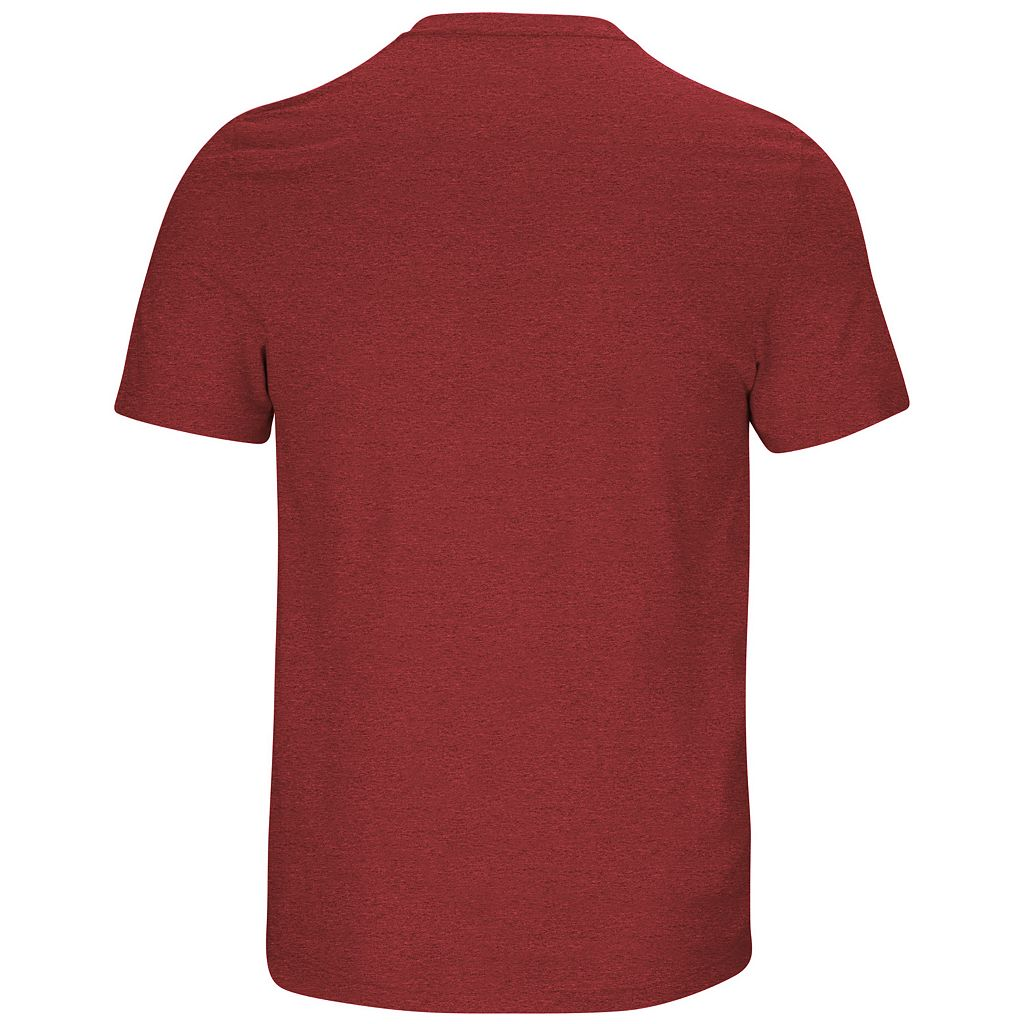 Men's Majestic Washington Redskins Flex Team Tee