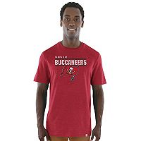 Men's Majestic Tampa Bay Buccaneers Flex Team Tee