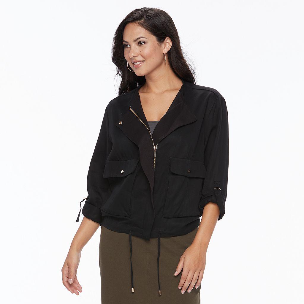 Women's Apt. 9® Soft Utility Jacket