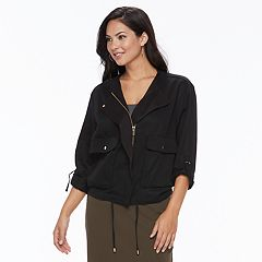 Women's Apt. 9® Soft Utility Jacket