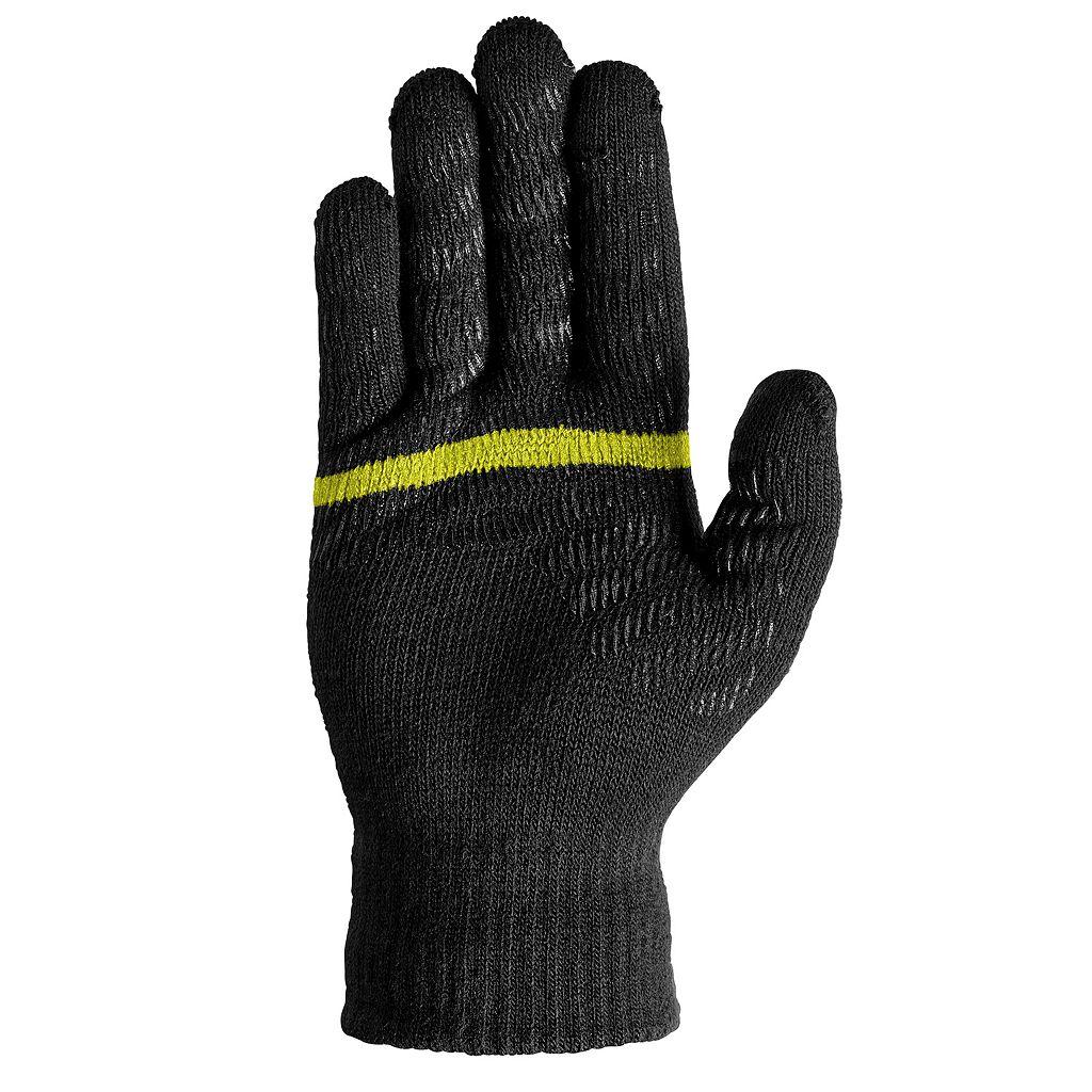 Men's Nike Stripe Knit Tech Gloves