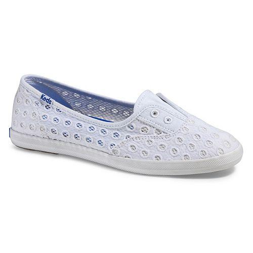 89c98706b47 Keds Chillax Mini Eyelet Women s Shoes