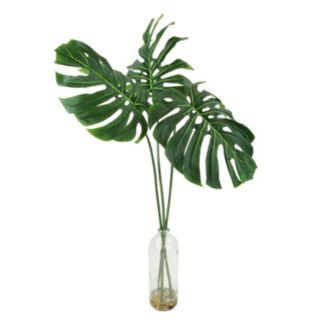 Designs by Lauren Artificial Philodendron Leaf Plant