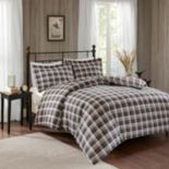 Woolrich 3 pc Tasha Flannel Comforter Set