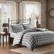 Woolrich 3-piece Tasha Flannel Comforter Set