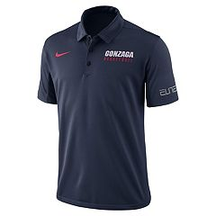 Men's Nike Gonzaga Bulldogs Basketball Polo