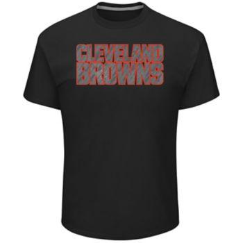 Men's Majestic Cleveland Browns Primetime Tee