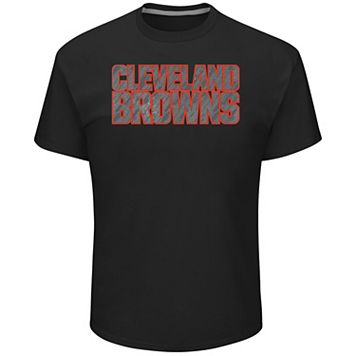 Men's Majestic Cleveland Browns Primetime Tee