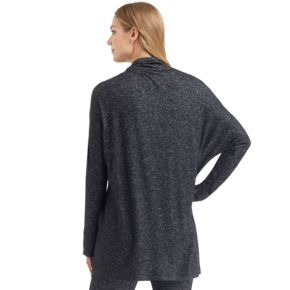 Women's Cuddl Duds Soft Knit Wrap Cardigan