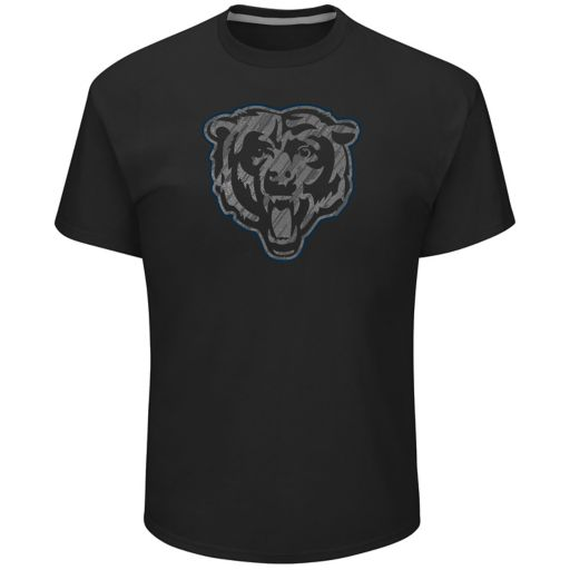 Men's Majestic Chicago Bears Primetime Tee