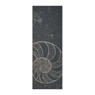 Gaiam 6mm Spiral Motion Reversible Yoga Mat