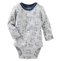Baby Boy Carter's Dog Bodysuit