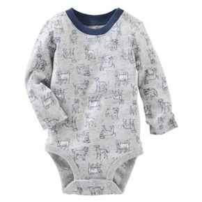 Baby Boy Carter's Dog Bodysuit