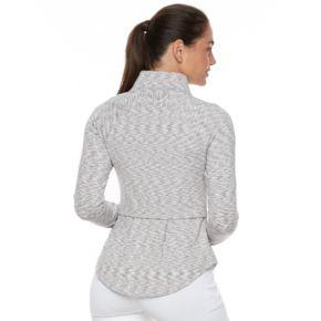 Women's FILA SPORT® Heathered Running Jacket