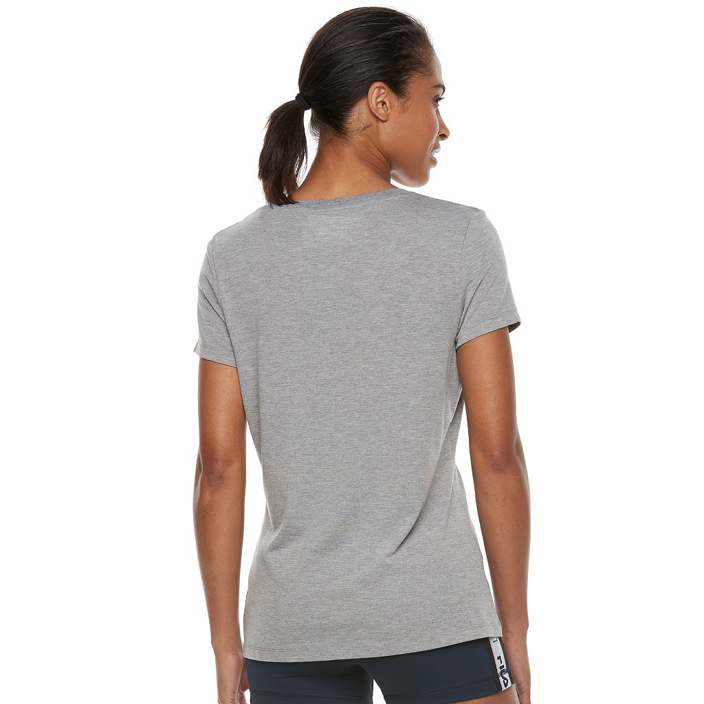 Women's FILA SPORT® Logo Graphic Performance Tee