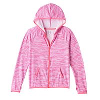 Girls 7-16 & Plus Size SO® Core Zip-Up Hoodie