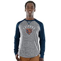 Men's Majestic Chicago Bears Corner Blitz Tee