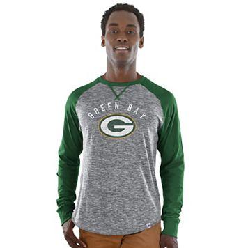 Men's Majestic Green Bay Packers Corner Blitz Tee