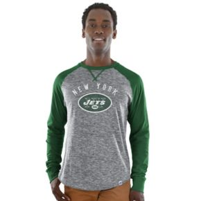 Men's Majestic New York Jets Corner Blitz Tee