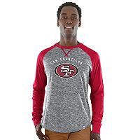 Men's Majestic San Francisco 49ers Corner Blitz Tee