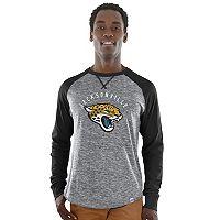 Men's Majestic Jacksonville Jaguars Corner Blitz Tee