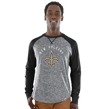 Men's Majestic New Orleans Saints Corner Blitz Tee
